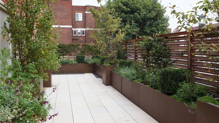Stunning vasi e fioriere per terrazzi images design and ideas