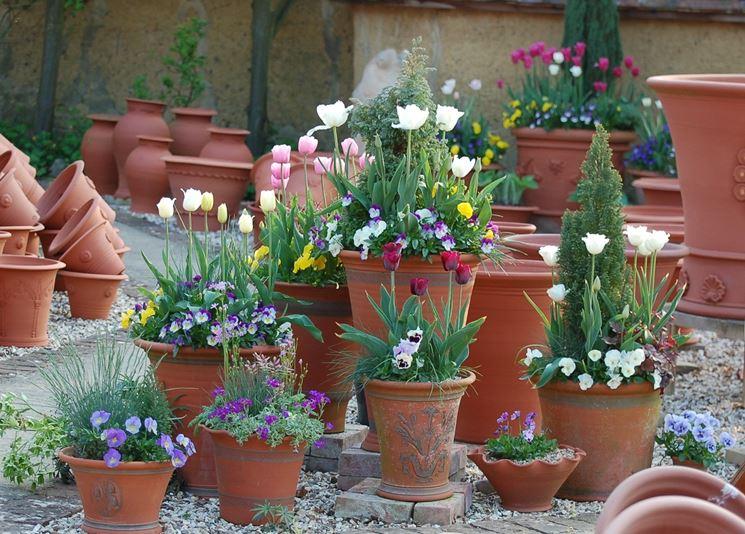 Vasi da esterno vasi per piante modelli vasi da esterno - Vasi in terracotta da giardino prezzo ...
