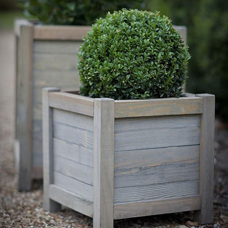 Vasi da giardino - Vasi per piante - Tipologie di vasi per esterno