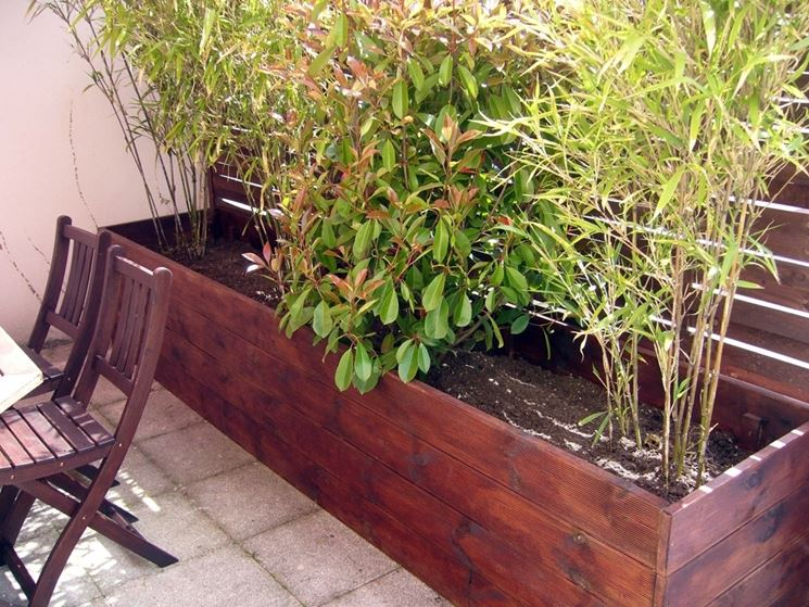 Vasi da terrazzo - Vasi per piante - Tipologie vaso