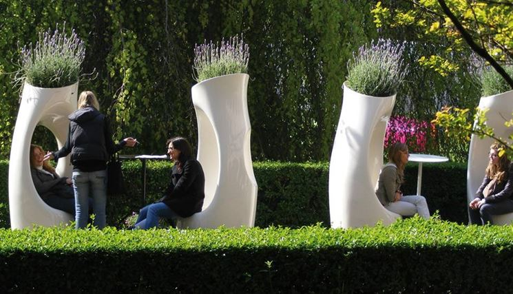 Vasi esterno design - Vasi per piante - Vasi per piante design da esterno