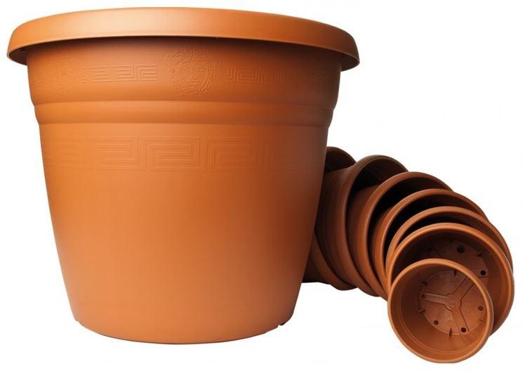 Vasi giardino plastica vasi per piante vasi per il for Plastica riciclata prezzo
