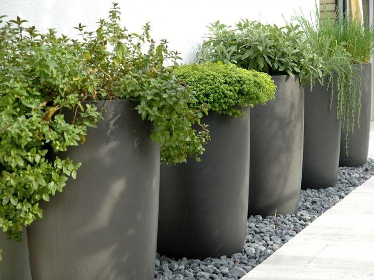 Vasi giardino resina vasi per piante utilizzare i vasi - Vasi da giardino ...