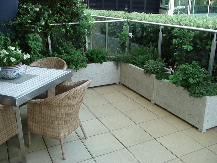Vasi per balcone - Vasi per piante - Vasi per il terrazzo