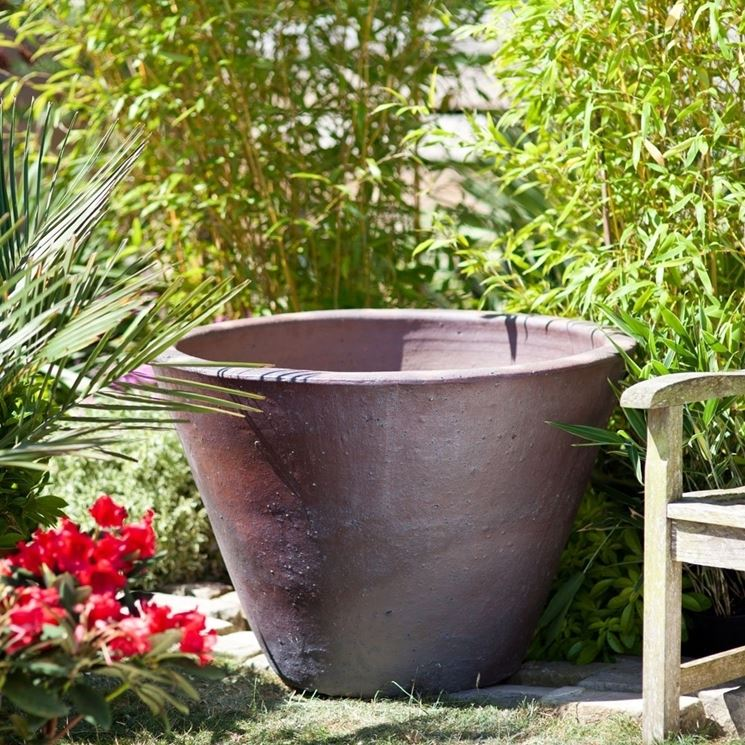 vasi per piante da esterno vasi per piante tipologie