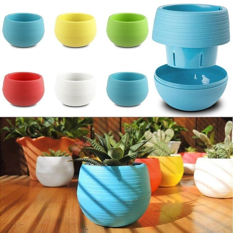 Vasi per piante in plastica vasi per piante for Vasi per semina