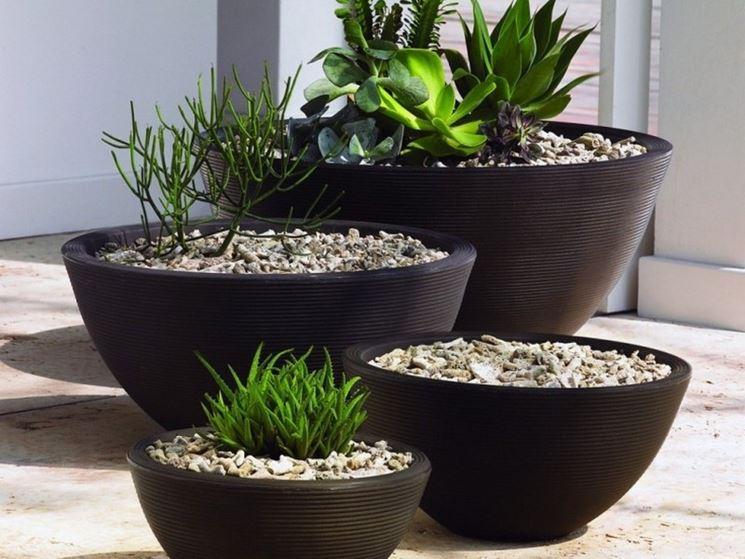 vasi per piante vasi per piante tipologie di vasi per