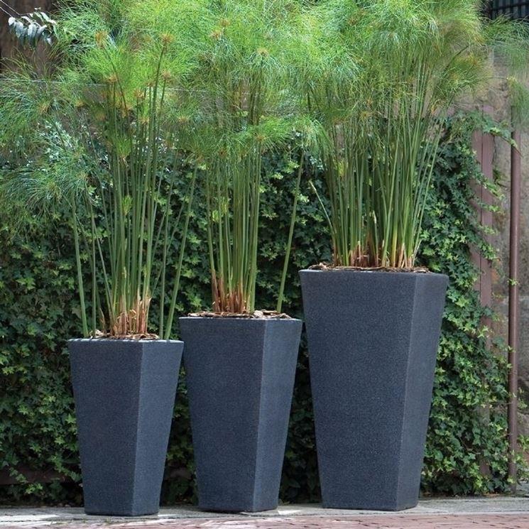 Vasi resina esterno vasi per piante materiale vaso esterni for Vasi egizia prezzi