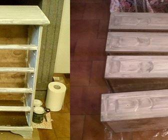 Restauro mobili fai da te